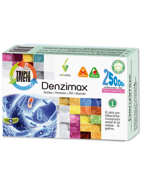 Denzimax Novadiet 30 cápsulas