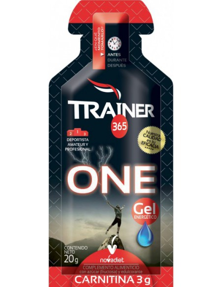 TRAINER ONE carnitina 3000
