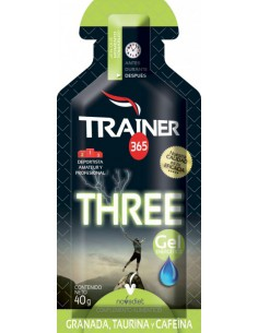 TRAINER THREE hidratos carbono