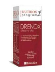 DRENOX jarabe NUTRIOX programa ynsadiet