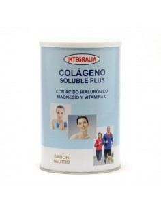 COLAGENO SOLUBLE PLUS sabor neutro