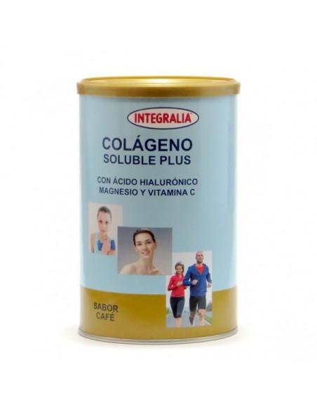 COLAGENO SOLUBLE PLUS sabor cafe