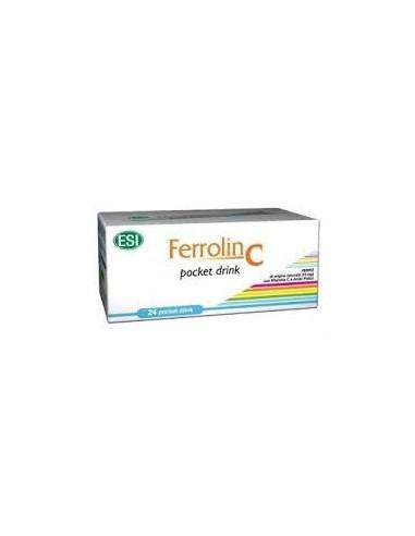 Ferrolin C pocket drink ESI