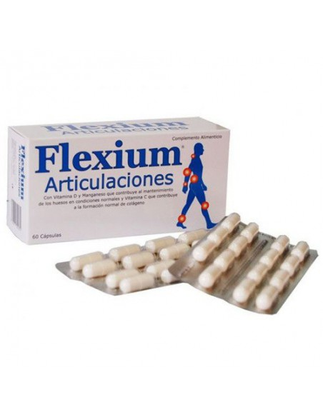 Flexium Articulaciones cápsulas de Pharma OTC
