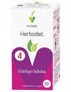 Herbodiet Ginkgo Biloba comprimidos