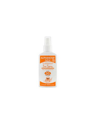 Alphanova Bebe Sun Spray spf 50+ 125 ml