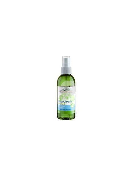 Desodorante Tilo y Salvia Corpore Sano 150 ml.